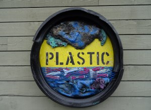 """There's a great future in plastics"" by Pete Clarkson"
